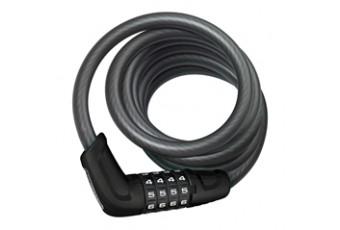 ABUS 6512C TRESOR COMBINATION CABLE LOCK