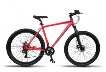 """Tiger Ace 29"""" Red"""