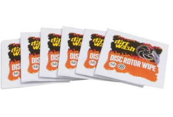Weldtite Dirtwash Rotor Wipes